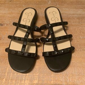 Jessica Simpson Ciara Studded Sandals